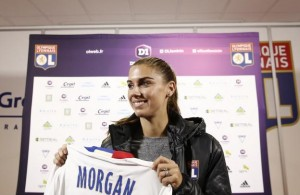 alex morgan lyon