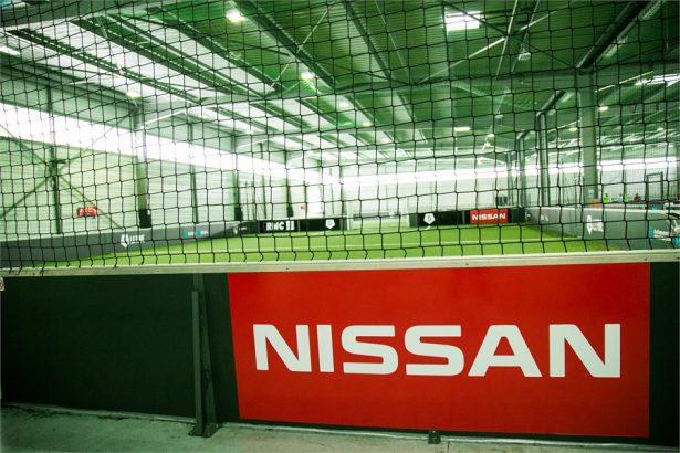 nissan le five sport business football