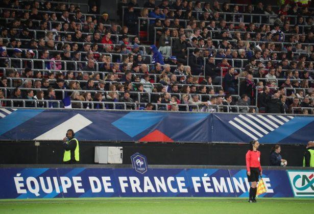EQUIPE DE FRANCE FOOTBALL FEMININ