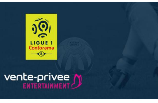 ligue 1 vente privée football