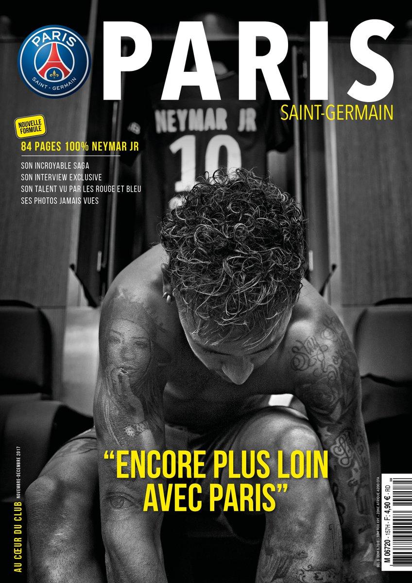 psg magazine