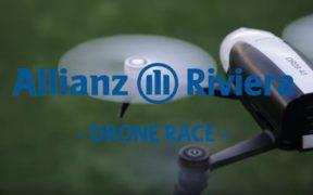 drone allianz riviera nice