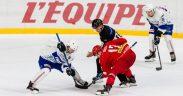 hockey chaîne l'équipe fédération