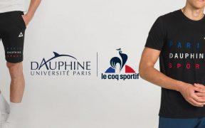 université paris dauphine le coq sportif