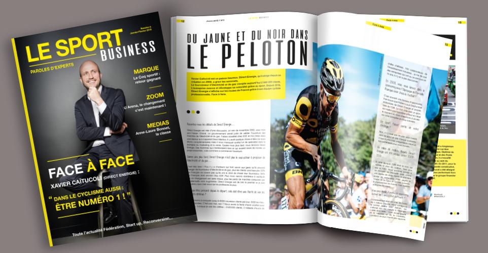sport business magazine