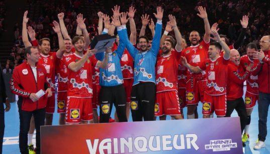 hand star game 2018 handball