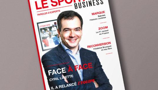 magazine le sport business