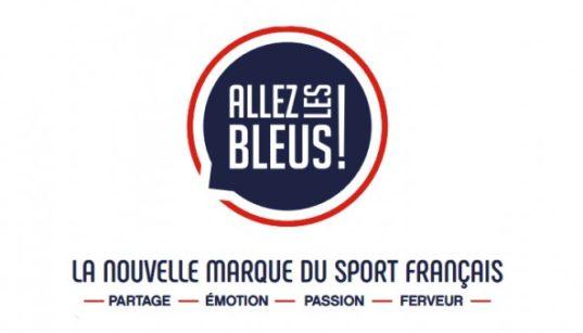 allez les bleus cnosf france olympique sport