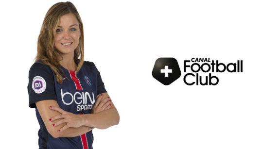 canal football club laure boulleau