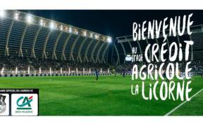 crédit agricole stade amiens football