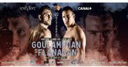 Sébastien Acaries Arsen Goulamirian boxe canal univent