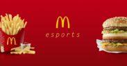 McDonald football esport allemagne business