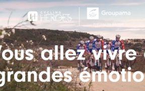 groupama cycling heroes cyclisme
